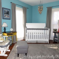 Nursery Project 3: Crib